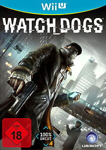 Watch Dogs (Nintendo Wii U, 2014, DVD-Box) - Recklinghausen, Deutschland - Watch Dogs (Nintendo Wii U, 2014, DVD-Box) - Recklinghausen, Deutschland