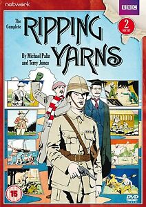 Ripping-Yarns-The-Complete-Series-DVD-NEW-SEALED-Michael-Palin
