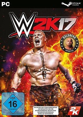 PC Computer Spiel ***** WWE 2K17