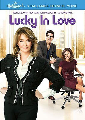 LUCKY IN LOVE DVD - SINGLE DISC EDITION - NEW UNOPENED - HALLMARK - Lucky In Love Movie