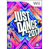 Just Dance 2017 Wii [Brand New]