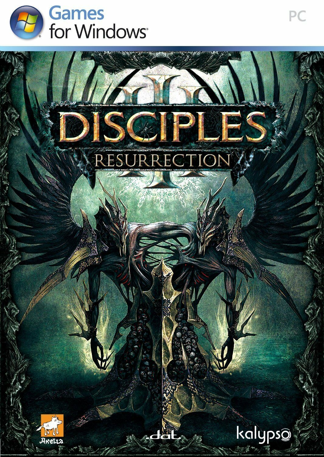 Computer Games - Disciples III Resurrection PC Games Windows 10 8 7 XP Computer strategy rpg NEW
