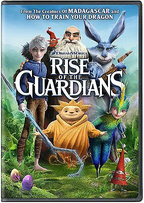 Rise Of The Guardians  Dvd  2013 New   Free First Class Shipping