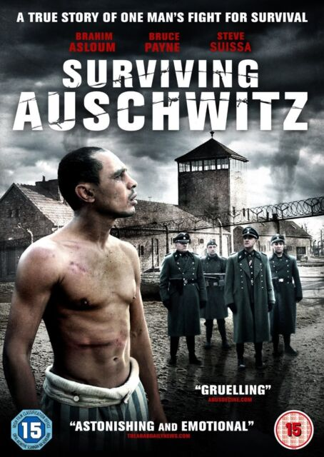 Surviving Auschwitz (DVD) (NEW AND SEALED)