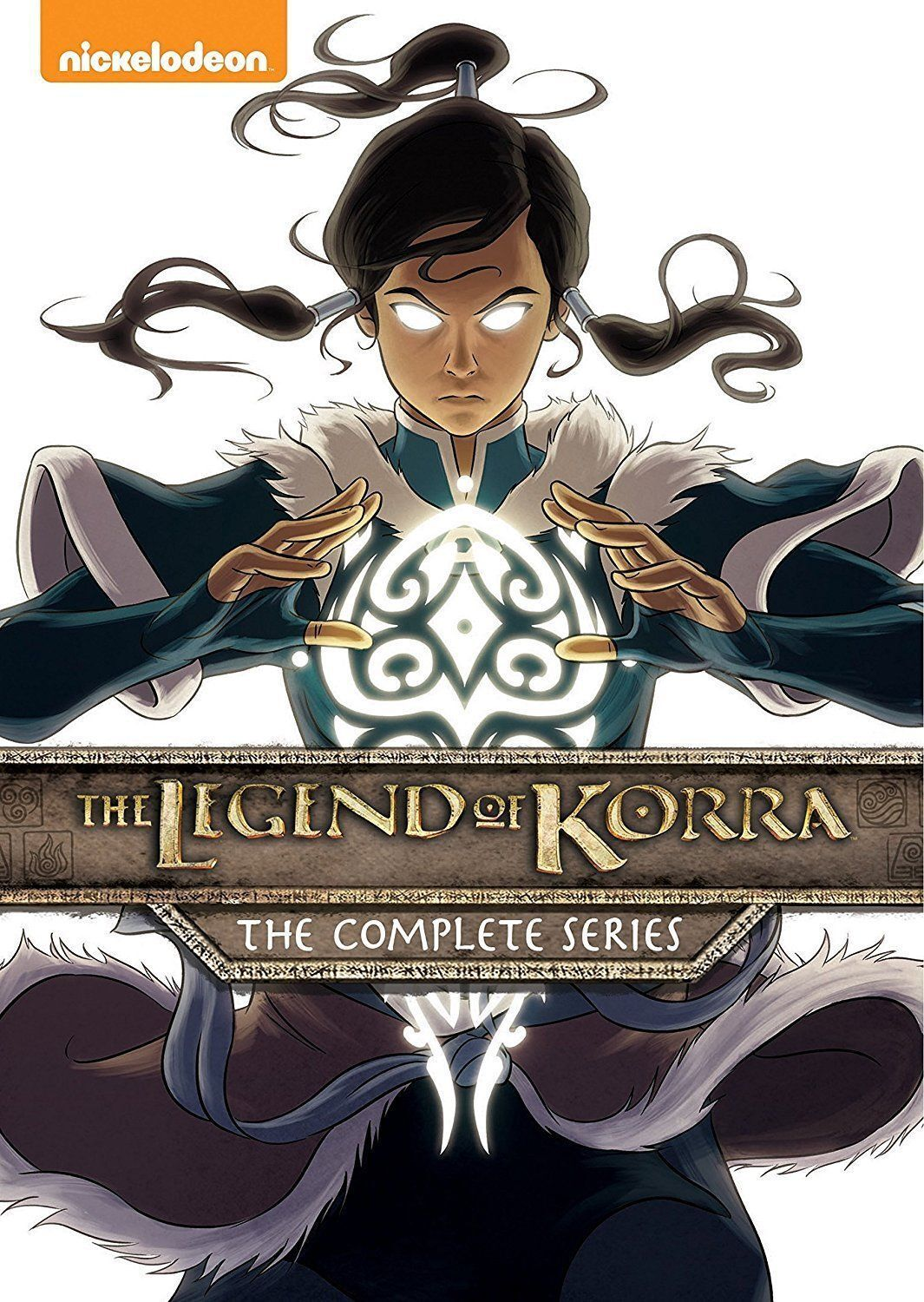 The Legend of Korra:Complete Series DVD Book 1 2 3 4 FREE 2-3 EXPEDITED SHIPPING