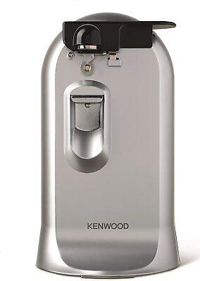 Kenwood CO606.SI - 3-in-1, Can Opener, Knife Sharpener, Bottle Opener,40 WSilver