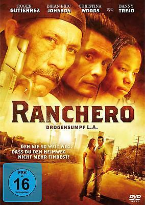 Ranchero - Drogensumpf L.A. - DVD - Roger Gutierrez, Brian Eric Johnson
