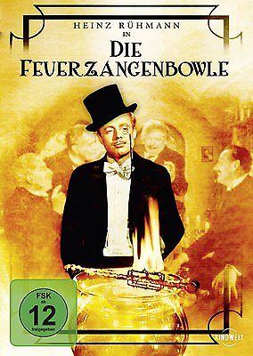 Die Feuerzangenbowle - Heinz Rühmann # DVD-NEU
