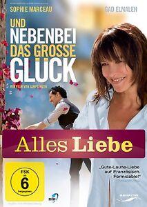 Sophie-Marceau-Y-POR-CIERTO-EL-GROSSE-SUERTE-Gad-Elmaleh-DVD-Alles-Liebe-Edicion