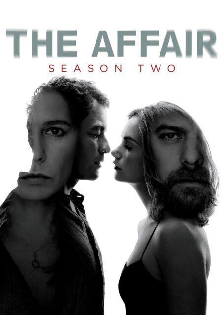 PRE-ORDER : THE AFFAIR - SEASON 2  (Dominic West) -  DVD - REGION 1  (16/08/16)