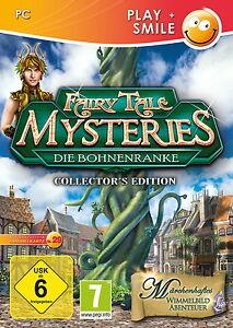Fairy Tales Mysteries: Die Bohnenranke - Collector's Edition (Wimmelbild) - Deutschland - Fairy Tales Mysteries: Die Bohnenranke - Collector's Edition (Wimmelbild) - Deutschland