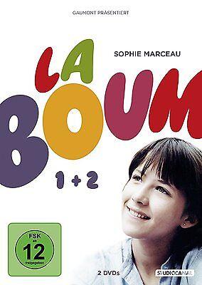 2 DVDs * LA BOUM - DIE FETE 1 & 2  # NEU OVP /