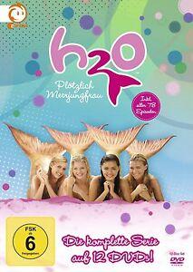 H2O Just add water season 1,2 &3 complete Region 2/UK   TV series 12DVDs H20