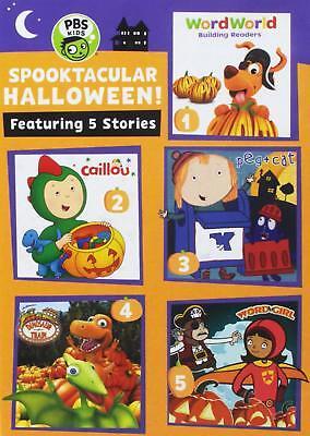 Spooktacular Halloween Featuring 5 Stories (DVD, 2016) - - Halloween 5 Dvd