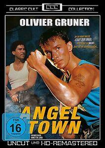Olivier-Gruner-ANGELO-citta-STADT-DER-angelo-CLASSIC-CULT-EDIZIONE-DVD-nuovo