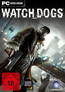 Watch Dogs (PC, 2015, DVD-Box) - Deutschland - Watch Dogs (PC, 2015, DVD-Box) - Deutschland