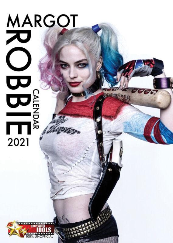 Margot Robbie Poster Calendar 2021