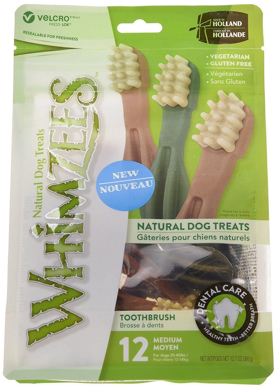 WHIMZEES SPAZZOLINO DA DENTI SNACK masticare per cani richiudibile PACCO misura: