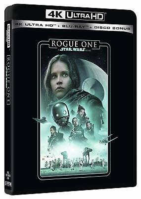 Star Wars: Rogue One 4K UHD+Blu Ray+Bonus Disc/Import / PRE-SALE / WORLDWIDE P+P
