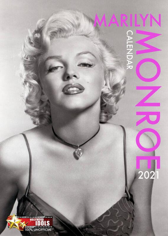 Marilyn Monroe Poster Calendar 2021