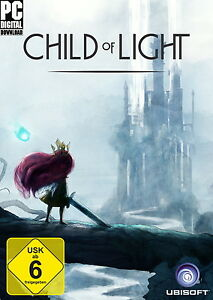Child Of Light - Deluxe Edition PC - Uplay Key Download Code / SOFORTVERSAND
