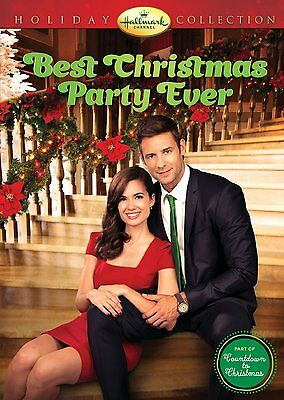 BEST CHRISTMAS PARTY EVER DVD - SINGLE DISC EDITION - NEW UNOPENED -