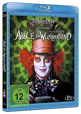 Tim Burton Kinder (Alice im Wunderland [Blu-ray](NEU/OVP) Johnny Depp von Tim Burton)