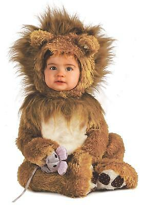 Lion Cub Jungle Safari Animal Fancy Dress Up Halloween Cute Baby Child Costume - Safari Animal Halloween Costume