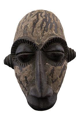 Mask African Passport Miniature Divination (Fetish 6494 B4MB