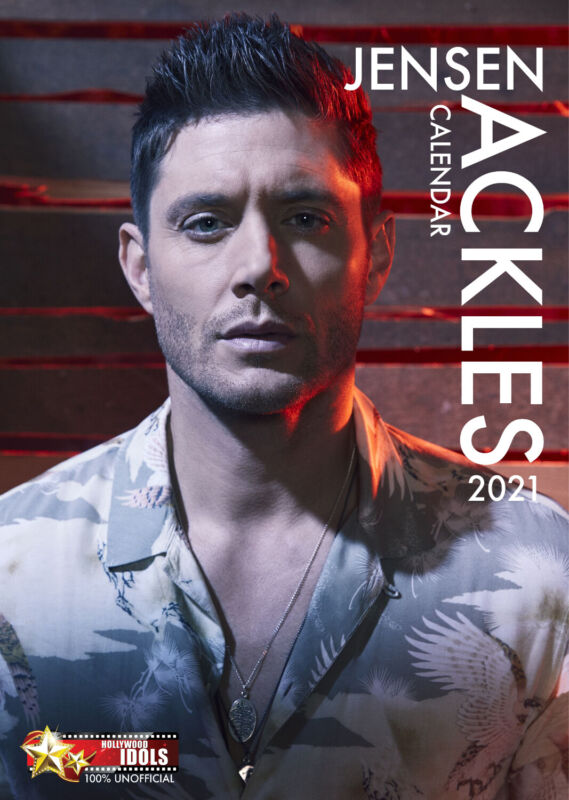 Jensen Ackles Poster Calendar 2021