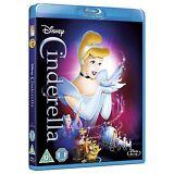 Cinderella (Blu-ray, 1950, Disney, Region Free) *BRAND NEW/SEALED*