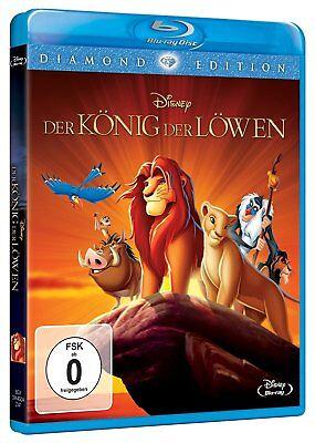 Disney - Der König der Löwen (Diamond Edition) auf Blu Ray NEU+OVP