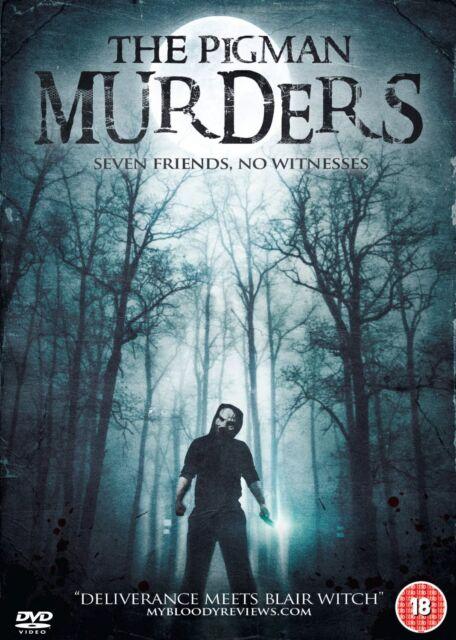 DVD:THE PIGMAN MURDERS - NEW Region 2 UK