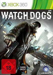 Watch Dogs (Microsoft Xbox 360, 2014, DVD-Box) - Deutschland - Watch Dogs (Microsoft Xbox 360, 2014, DVD-Box) - Deutschland