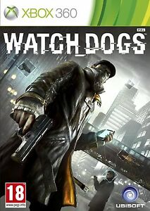 Watch Dogs (Microsoft Xbox 360, 2014) good condition