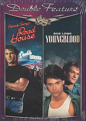 Road House   Youngblood   Double Feature  Dvd
