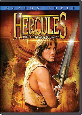 Hercules: The Legendary Journeys: Season 3 New DVD! Ships Fast!