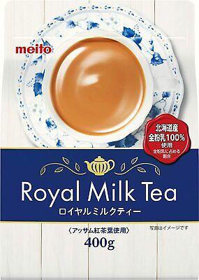 Meito Real Leche Té Polvo 400g Nuevo Paquete Hecho En Japón