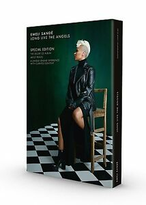 EMELI SANDE LONG LIVE THE ANGELS SPECIAL EDITION DELUXE CD BOX SET (2016)
