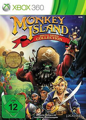 Monkey Island: Special Edition Collection (German) / Xbox 360 / Xbox One /
