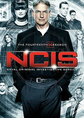 Ncis  The Fourteenth Season 14  Dvd  2017  6 Disc Set    Brand New