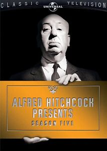 Alfred Hitchcock Presents: Season 5 New DVD! Ships Fast!