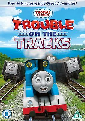 Thomas & Friends    Trouble on the Tracks [DVD]   Brand new and