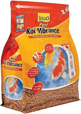 Koi Food Floating Pond Sticks Vibrance Diet Nutrition Goldfish Healthy  2.42 lbs