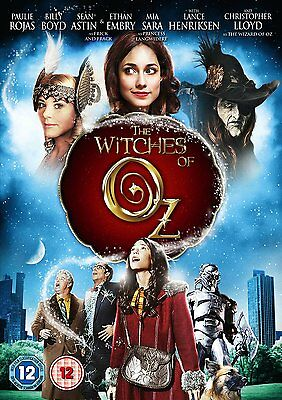 The Witches of Oz DVD - Fun Childrens Family Dorothy Wizard Halloween **NEW** ()