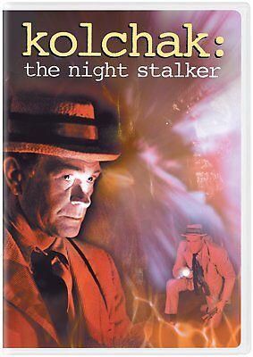 Kolchak  The Night Stalker New Dvd  Ships Fast