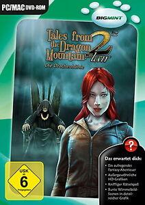 Tales from the Dragon Mountain 2 - Die Drachenhöhle (BIG MINT) - [PC/Mac]