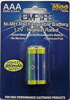 2 Batteries for Motorola NLN7057A replace 60-5842E02 MARKDOWN PAGERS...Sale