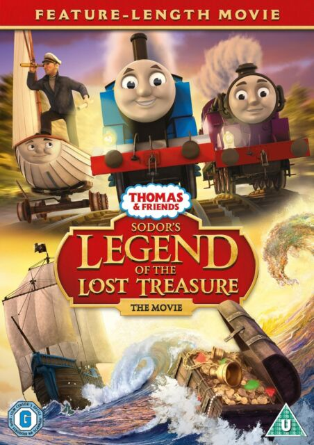 Thomas The Tank Engine & Friends  Sodor's Legend Of The Lost Treasure