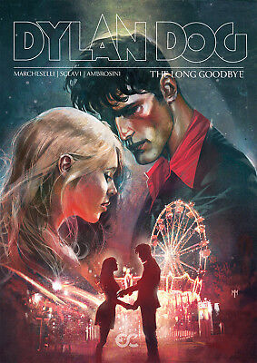 Dylan Dog: The Long Goodbye (Mastrazzo cover) GN, Marcheselli, Sclavi, Ambrosini